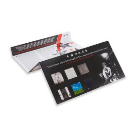 Royal Mail David Bowie Presentation Pack