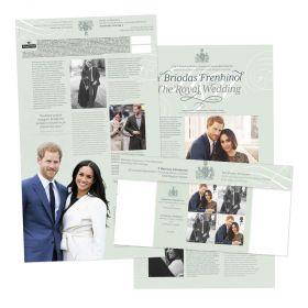 The Royal Wedding Presentation Pack