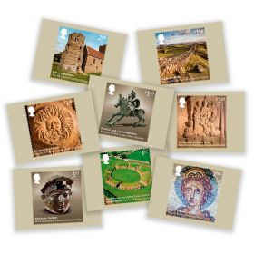 Roman Britain Postcards
