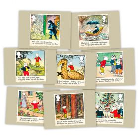 Rupert Bear Postcards