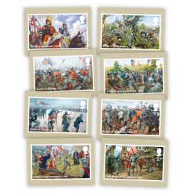 The Wars of the Roses Postcards