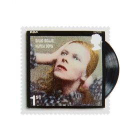 Royal Mail David Bowie Stamp Set