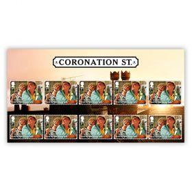 Coronation Street Character Stamp Set: Jack and Vera