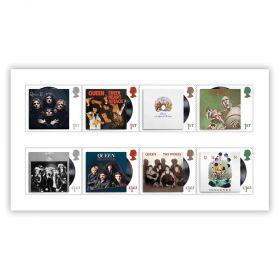 Queen Stamp Set