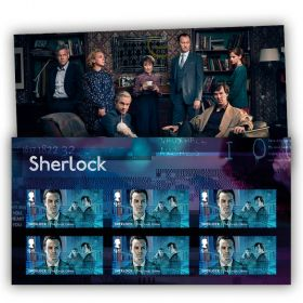 Sherlock: The Great Game Stamp Set