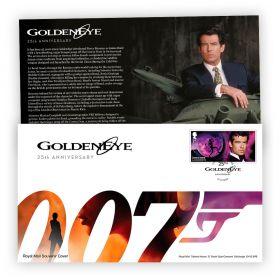James Bond GoldenEye 25th Anniversary Souvenir