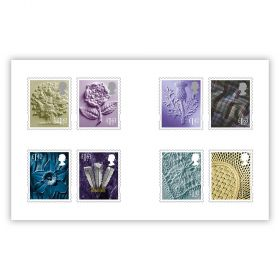 2020 Country Definitives Stamp Set