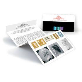 2021 Machin Definitives Presentation Pack