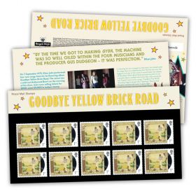 Elton John Goodbye Yellow Brick Road Character Pack