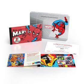 MARVEL Limited Edition Prestige Stamp Book