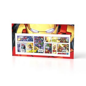 MARVEL Miniature Sheet Pack