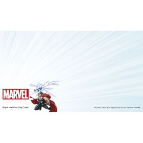 MARVEL First Day Envelope Thor
