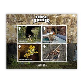 Video Games Miniature Sheet