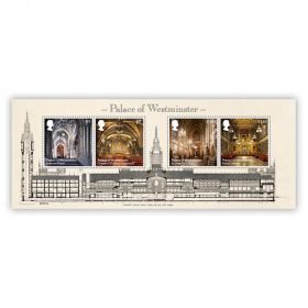 Palace of Westminster Miniature Sheet