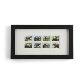 N3094 Royal Mail Racehorse Legends Framed Stamps
