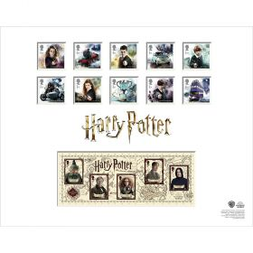 N6001 Harry Potter™ Stamp Mount