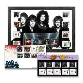 Queen The Bohemian Rhapsody Bundle