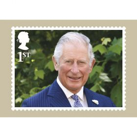 HRH Prince Charles 70th Birthday Pack of 7 Postcards