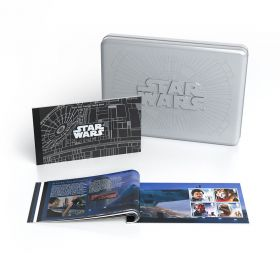 STAR WARS™ 2019 Limited Edition Prestige Stamp Book