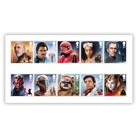 STAR WARS™ 2019 Stamp Set