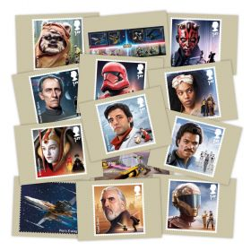 STAR WARS™ 2019 Postcards (17 in set)