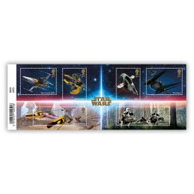 STAR WARS™ 2019 Miniature Sheet