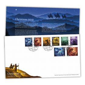 Christmas 2019 Stamp Souvenir