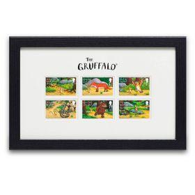 The Gruffalo Framed Stamps