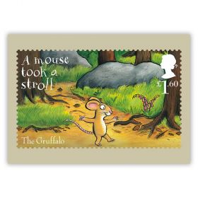 The Gruffalo set of eleven Postcards