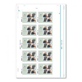 The Royal Wedding Press Sheet