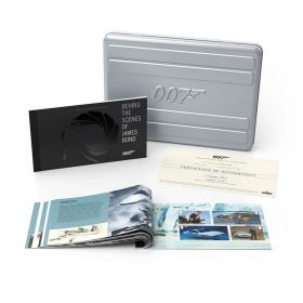 James Bond Limited Edition Prestige Stamp Book