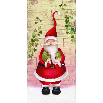 Santa Claus Pack of 10 Charity Christmas Cards