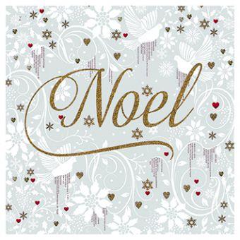 Noel Pack of 10 Charity Christmas Cards