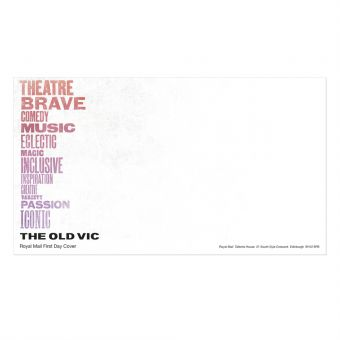 The Old Vic First Day Envelope