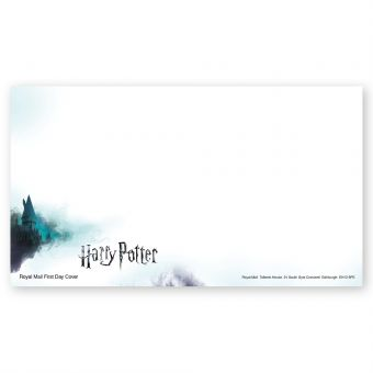 Harry Potter™ Miniature Sheet First Day Envelope