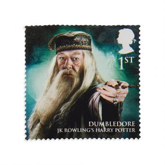 Royal Mail Harry Potter Heroes & Villains