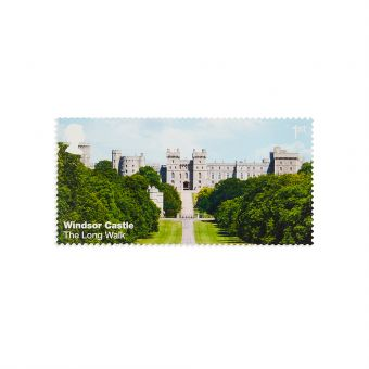 Royal Mail Windsor Castle Presentation Pack 1