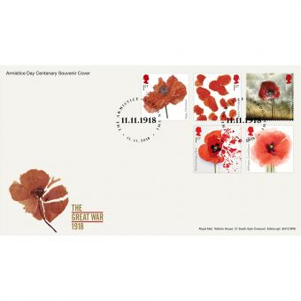 Aw069 Royal Mail Raf Centenary Stamp Souvenir 1