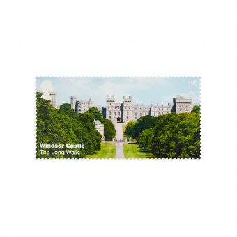 Royal Mail Royal Mail Windsor Castle Stamp Set 2