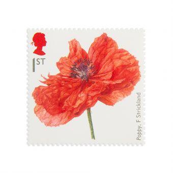 Royal Mail First World War 1914 Stamp Set