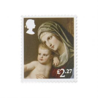 Royal Mail 50 x 2.27 Christmas Stamps