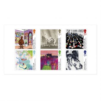 Royal Academy of Arts Mint Stamps