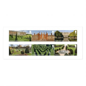 Hampton Court Mint Stamps
