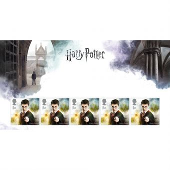 Harry Potter™ Character Pack Stamp Set