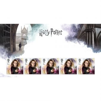 Harry Potter™ Character Pack Stamp Set Hermione Granger