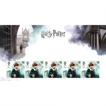 Harry Potter™ Character Pack Stamp Set Ron Weasley