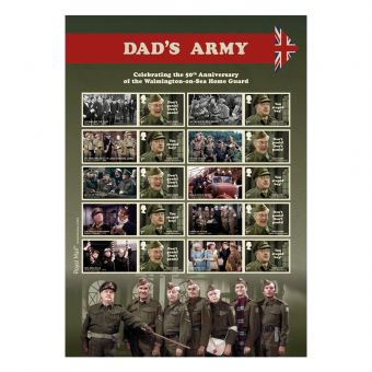 Dad's Army Collector Sheet