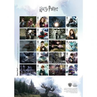 Harry Potter™ Collector Sheet