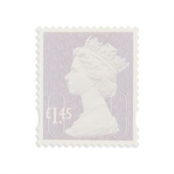Royal Mail Machin Definitive 2018 Mint Stamp_dove Grey 1.45 1