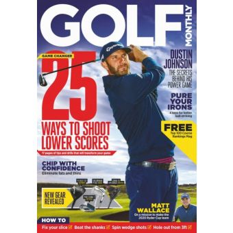 Golf Monthly - Save 20% off RRP